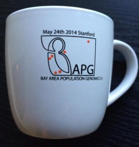 There was a BAPGX mug for every participant.