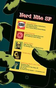 Nerd Nite poster
