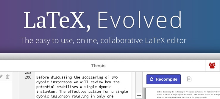 7 reasons why ShareLaTeX works really well to write in LaTeX
